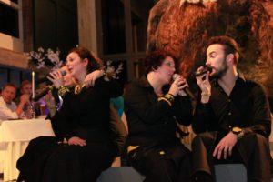 Zingen bij de Mammoet in Museum Twentse Welle